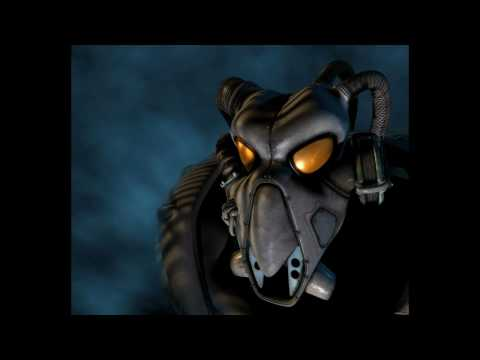 "Fallout 2 -  Soundtrack - ""My Chrysalis Highwayman"" (Wasteland)"