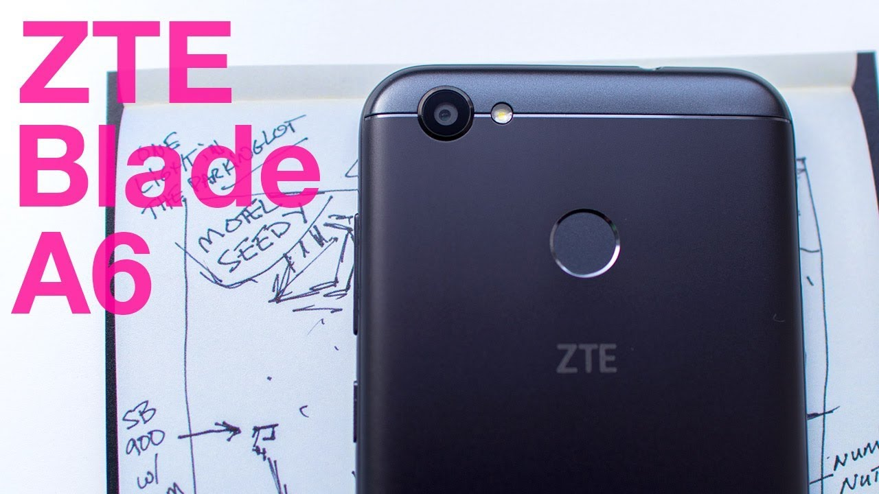 2e12fa04b8984 Обзор смартфона ZTE Blade A6 — нужны ли такие 2 дня автономности? - Super G