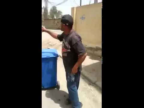 تحشيش عراقي 2015 # رقص هيب هوب عراقي