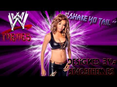 Alicia Fox 2nd WWE Theme Song Shake Yo Tail