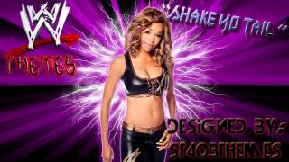"Alicia Fox 2nd WWE Theme Song ""Shake Yo Tail"""