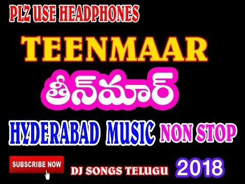 TEENMAAR  MUSIC Non-Stop REMIX DJ SONG HYDERABAD TEENMAAR DJ SONGS TELUGU 
