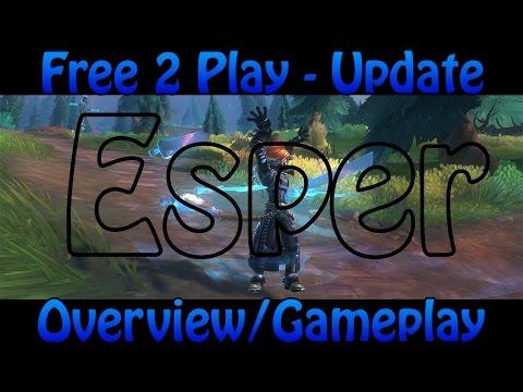 WildStar F2P – Esper – Overview Gameplay