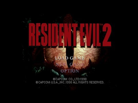 Resident Evil 2 (Playstation, 1998) Claire A longplay HD [1080p60]