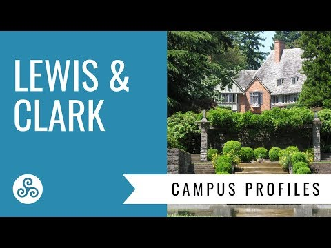 Lewis & Clark College - campus visit and overview by American College Strategies