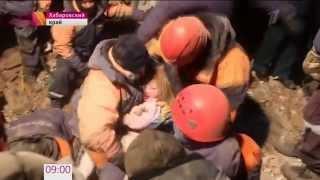 Есть жертвы. Взрыв газа в Хабаровском крае.