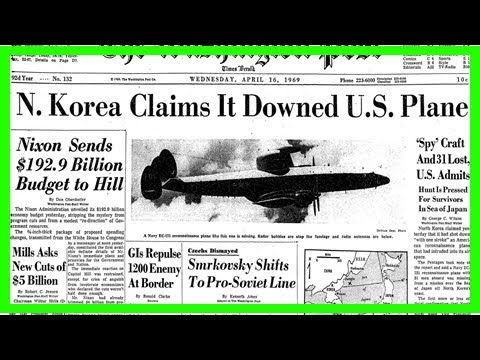 Bangla News: North Korea shot down a U.s. spy plane in 1969. Trump might be appalled by the respons