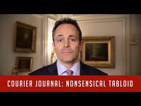 Courier Journal: Nonsensical Tabloid