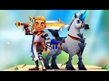 Blades of Brim gameplay - best mobile games By Sybo Games ApS 2017
