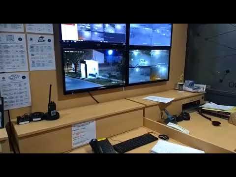 Barrio Héroes de Malvinas cámara de seguridad vial