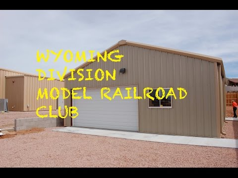 Wyoming Division Model Railroad Club