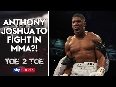 Anthony Joshua does impressions of Wilder, talks Parker/Fury & says he is open to MMA bout | Toe2Toe