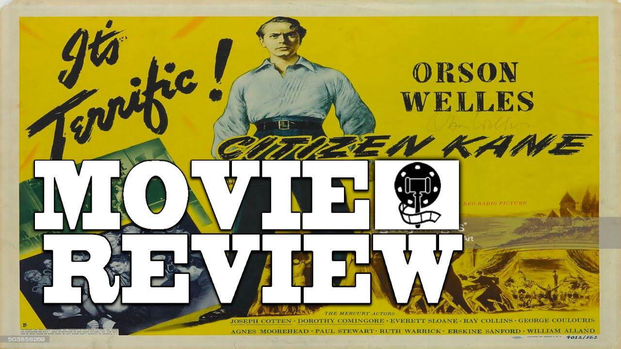 Citizen kane film review