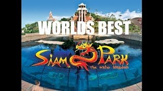 Siam Water Park Tenerife 2014 Best Water Park