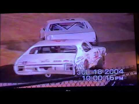 Dad racing at Windy Hollow 2004 & 2005 Owensboro KY