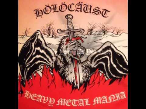 Holocaust - Heavy Metal Mania - 7 inch single1980