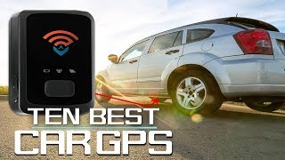 Best GPS Tracker For Car 2019