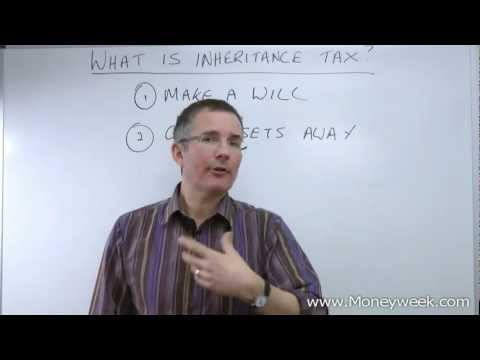 What is inheritance tax? - MoneyWeek Investment Tutorials