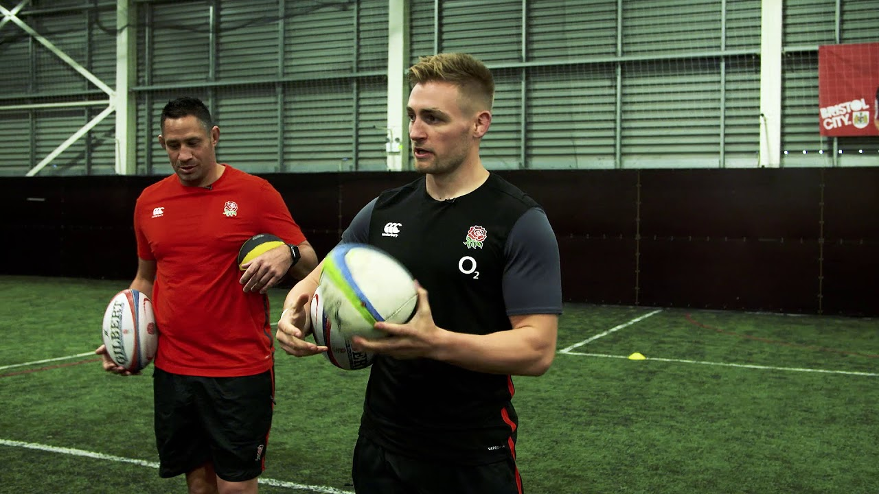 England Rugby Changers Wizard Touch