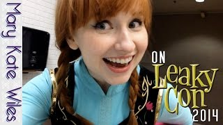 On LeakyCon 2014! Thumbnail