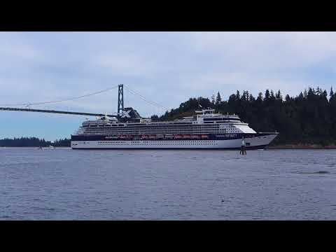 Canada Place - Vancouver, B.C. -  Celebrity Infinity