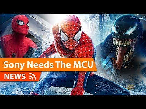 SONY Needed the MCU Before, Making the SAME Mistakes Again - Avengers & Spider-Man Future