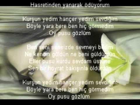 Ahmet Şafak - Pusu Gözlüm ˜