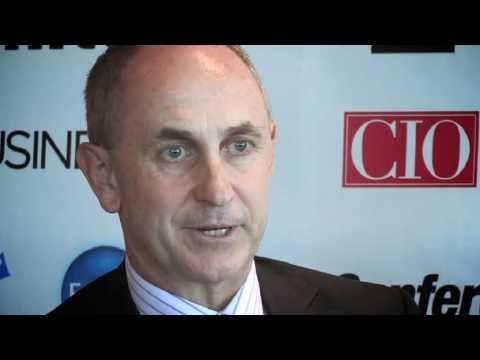 Chris Liddell - NZ CFO Awards