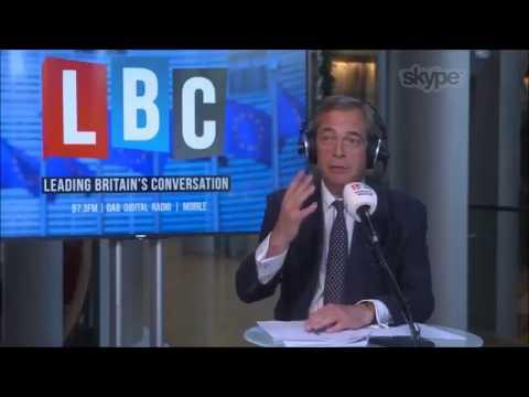 Nigel Farage Discusses Labour
