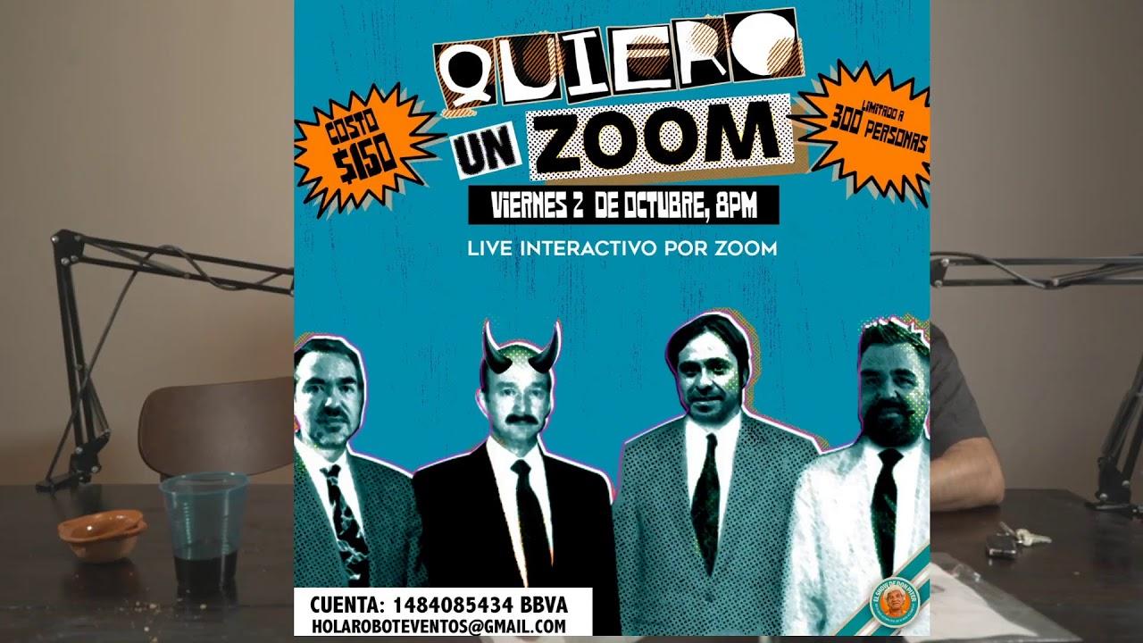 LUNES DE RECTO Y NOTICIAS DEL ZOOM 2