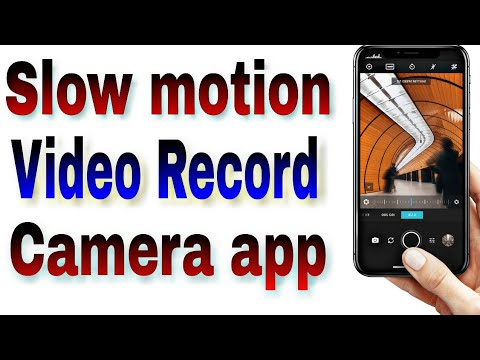 Best Slow motion camera app || Hindi || How to make slow motion video Any  Camera