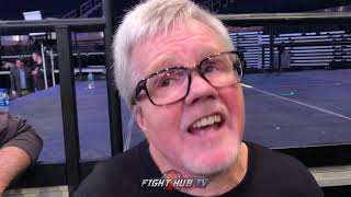 "FREDDIE ROACH ON JARRELL MILLER'S FAILED TEST ""BAN THEM FOR LIFE! THEY GET A SLAP ON THE WRIST"""