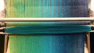 Warping my Rigid Heddle Loom - Babbles Travelling Yarns