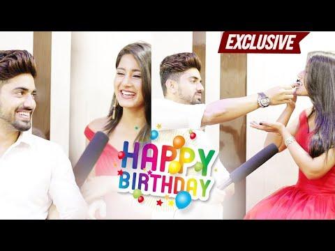 Aditi Rathore celebrates birthday with Glitz Vision & Co-star Zain Imam