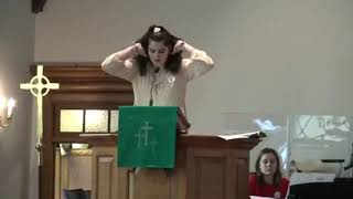 Beautifully and Wonderfully Made - Youth Sunday Message