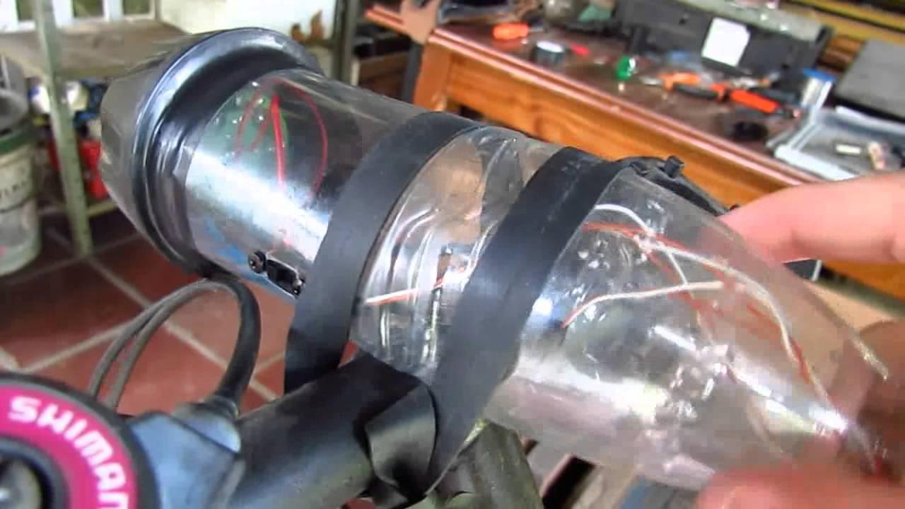 Espejo de Bicicleta Fahrrad-Spiegel Scooter Ciclomotor Manillar Retrovisor