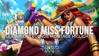 DIAMOND MISS FORTUNE Montage 3 One Strike | SEASON 7 | BEST MISS FORTUNE OF THE WORLD (TOP 200)