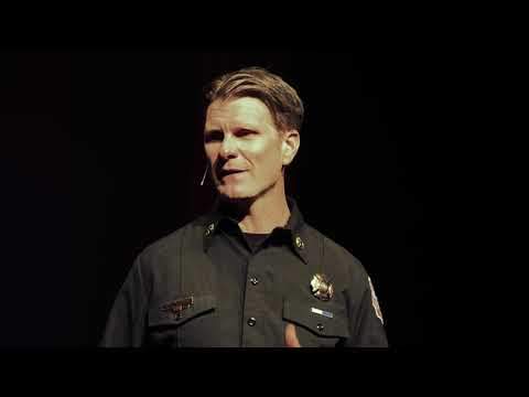 TEDx Talks: Fire and Smoke...We are In This Together.   Chris Chambers & Merv George   TEDxAshland