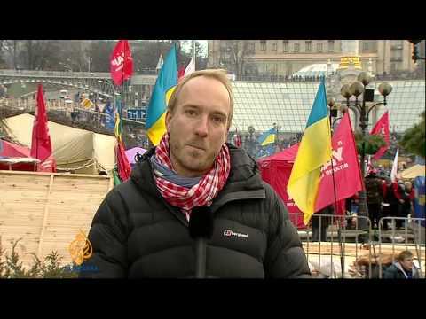 Ukrainian government survives no-confidence vote