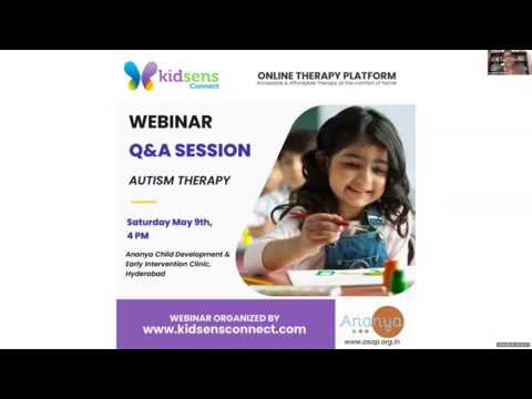 Q&A Session on Autism Therapy - Kidsens Connect