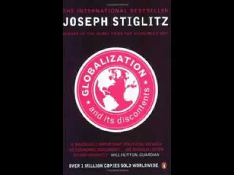 Joseph Stiglitz: Alex Jones Interview FULL 2008 - Globalization and its Discontents