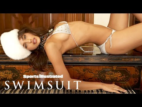 Irina Shayk & Anne V Bring The Heat To St. Petersburg, Russia | Sports Illustrated Swimsuit