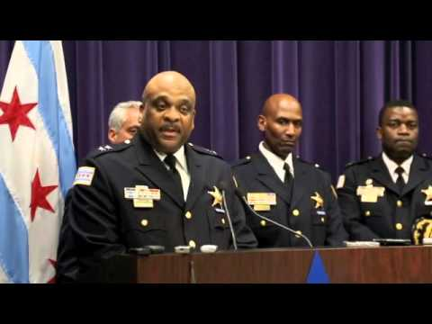 Eddie Johnson appointed interim superintendent of the Chicago Police Department