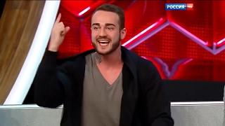 Пранкер Андрей Афонин на ток-шоу Прямой Эфир ЗАТКНУЛ ВСЕХ (Полная версия)