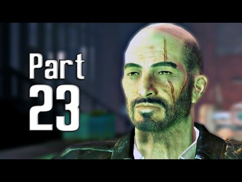 Fallout 4 - Part 23 | Confronting Kellogg | Reunions | Fort Hagen |