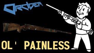 Fallout 3 Unique Weapons - Ol' Painless thumbnail