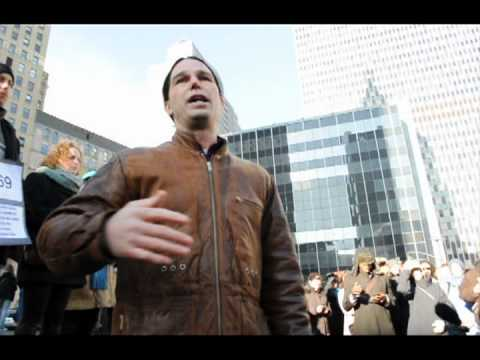 Video Report from NYC: Farmers v Monsanto