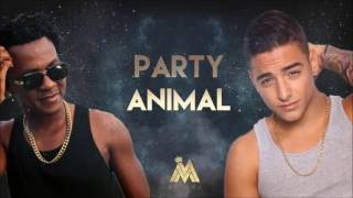 Charly Black feat. Maluma - Party Animal (Nev Edit)