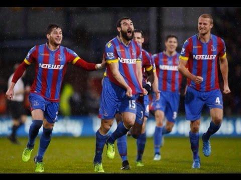 Crystal Palace 3 - 1 Liverpool 2014 | PalaceFanTV