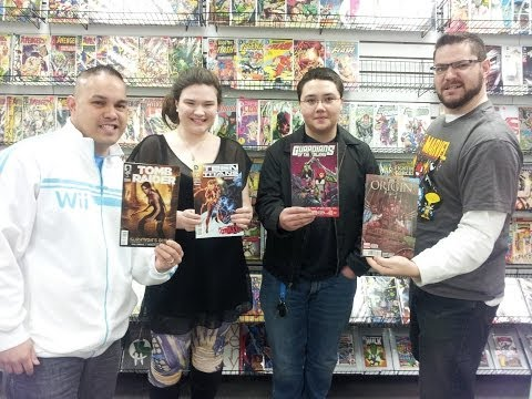 Flashback Comics - New Release Wednesday, February 26th 2014!